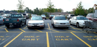 Commercial Parking Spaces