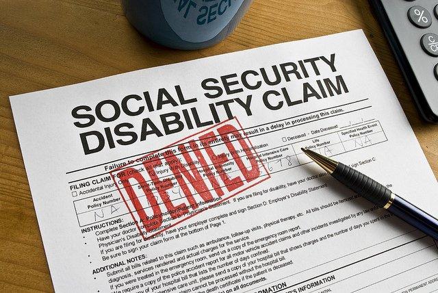 Denied Disability
