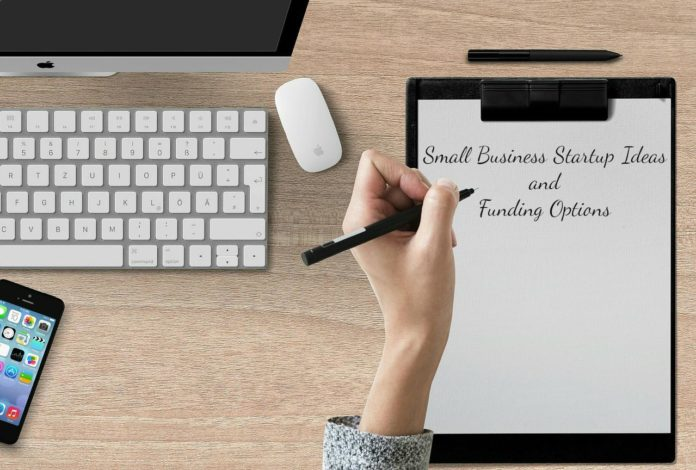 Small Business Startup Ideas