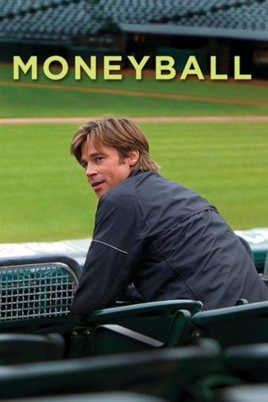 Moneyball Movies Poster