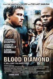 Blood Diamond Movie Poster 3