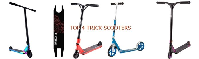 Top Trick Scooters in 2019